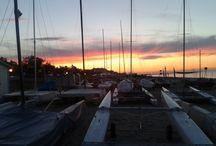 Scuola Vela / La quotidianità nella nostra scuola di vela