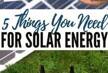 Solar panel projekt ☀️