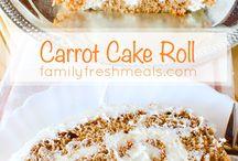 """ Jellyroll "" Cakes"