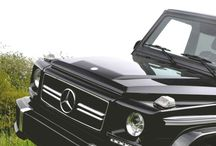 Mercedes-Benz Four Wheel Drive / Power and elegance combined