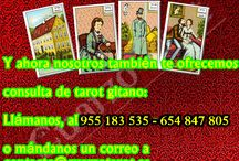 TAROT GITANO / https://www.cuarzotarot.es/tarot/tarot-gitano