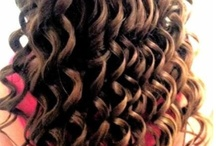 Cute Hairstyles / Just hairstyles that I would like to do someday for school or a party or something.