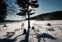 Winter at the Lake / Discover the wonderful world of winter in Greenwood Lake! / by Waterstone Inn