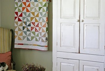 Quilt Display / by ✿Frankie Ann✿