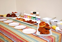 Themed Parties & Entertaining