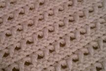 Tutorial crochet & knit