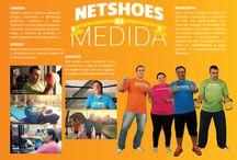 Netshoes - Na Medida / Botamos o CEO e mais alguns diretores do maior varejista online de artigos esportivos da América Latina pra suar a camisa e inspirar seus colaboradores.  Em 3 meses, foram gravados 10 episódios relatando a mudança de vida dos participantes por meio do esporte. A websérie foi transmitida em todas unidades de trabalho da Netshoes no Brasil. Inspiramos, emocionames e principalmente, mostramos para todos colaboradores o quão genuíno é o posicionamento da Netshoes