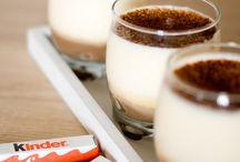 recettes desserts / desserts