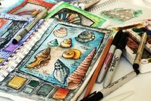Art Journaling / by Denette Stoll