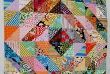 Quilting and Sewing Project Ideas / by Angel Russell