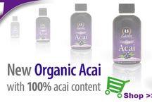 100% Organic ACAI Berry / ACAI Berry - fructul cu unul din cel mai mare continut de antioxidanti.