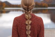 Beautiful hair / Featuring amazing braids, stunning hairstyles and awesome hair accesories.