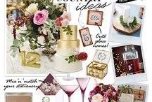 Rustic Wedding Ideas / We can't get enough of the rustic trend - we've put together the most beautiful rustic wedding ideas to inspire you