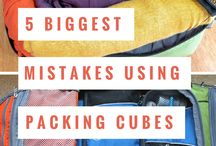 Packing with Cubes