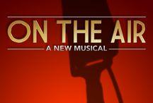 On the Air - A New Musical / On the Air - A New Musical. Music by Robert Farruggia. Book and Lyrics by Robert and Cristina Farruggia
