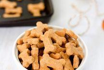 Dog treats, food & Ideas