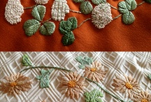 Embroidery, Needlepoint, and Crochet / by Francesca Rozelle