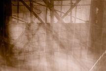 Distortion ~ Woodland Mills Photography / art photography