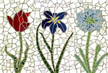 Mosaic artwork / by Jill George
