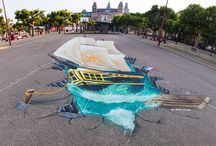 Streetpainting / Streetpainting
