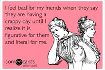 Laughs for Bad Days / Humor for dealing with intestinal issues, colon.