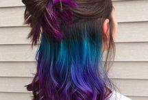 Cabello colores