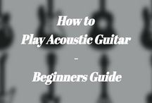 How to Play Guitars