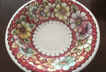 Ceramics / Pottery and mugs