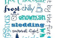 Winter und Weihnachten PL