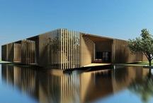 Architecture / Water / Architecture pools, landscape design, swimming pools, etc