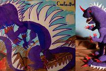 Creative Arts / Drawing, Painting, Digital Art & Cooking!