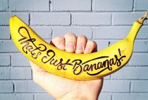 That's just bananas! / Awesome stuff out there