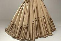 modelli di vestiti passati ma bellissimi