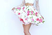 crop top dress formal