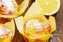 muffins citrons