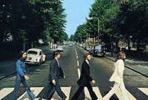 Beatlemania / The soundtrack to my life. / by Corinne Herron Kephart