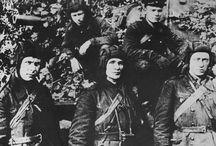 Герои Великой Отечественной Войны СССР