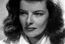 Katharine Hepburn / by Anne Kreider