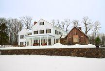 Homes: Exterior Designs / Exterior designs and building materials