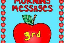 teaching: morning meeting