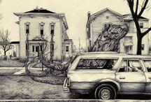 Art - Sketching - Pat Perry