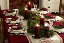 Vianočné prestieranie