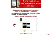 how to create an app in 7 days