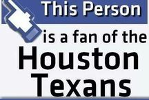 Houston Texans / The Best NFL Team in Texas