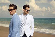 Minimal Wardrobe / Mens' wear, ideas and perfect models