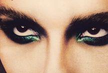 Through the eyes ...