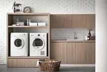 Lavanderia - laundry spaces