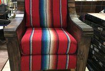 Fiesta Inspiration Board / Rental Furniture from Marquee