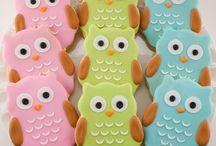 Biscotti con animali - Animal cookies