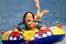 Summer Camp Water Activities / Take advantage of the water activities that Long Lake Camp offers.